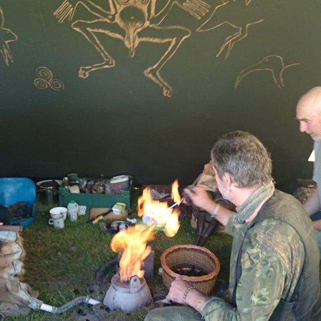 Bronze age experience UK