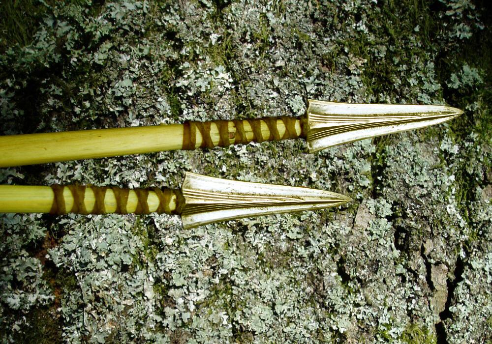 Tanged Spear Head