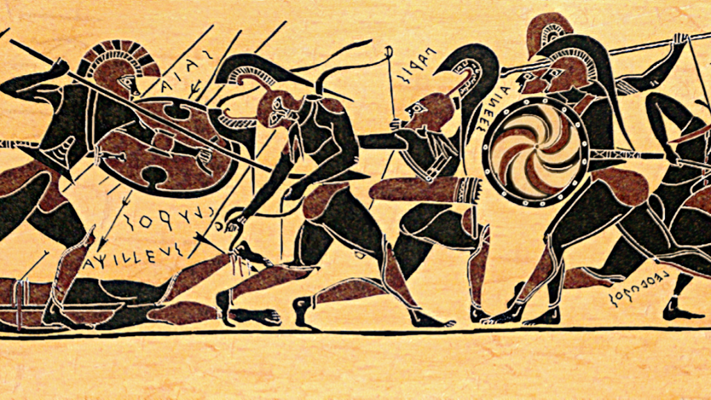 How Bronze Age Swords Were Used